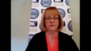 NEA Officer and Executive Committee interviews