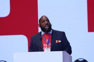 NJEA RA delegates endorse NJ's James Frazier for NEA secretary-treasurer